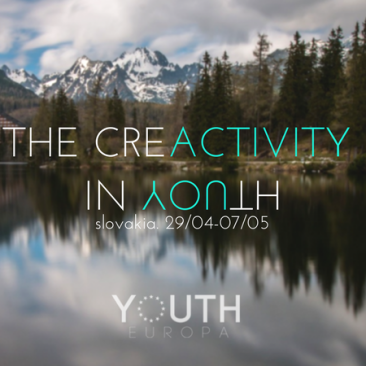 The CreActivity in YOUth