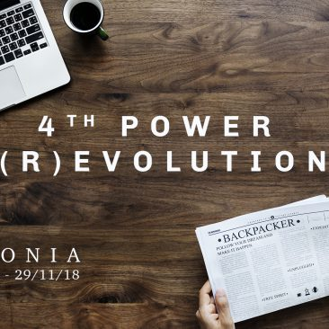 Fourth Power Revolution