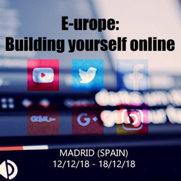 E-europe: Building Yourself Online